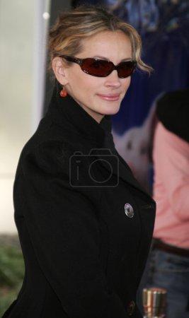 Actress Julia Roberts