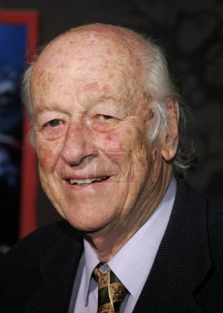 writer Ray Harryhausen