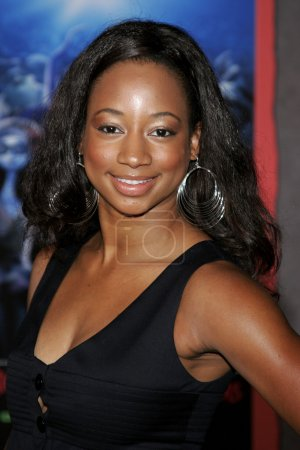 actress Monique Coleman