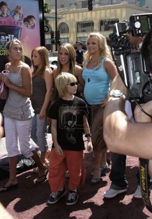 Jamie Lynn Spears and Britney