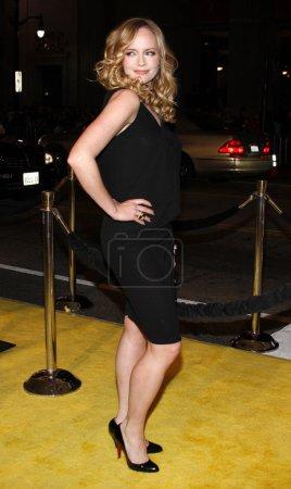 Actress Marley Shelton