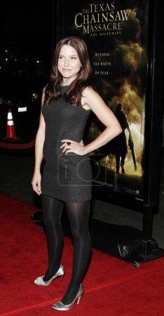 actress Sophia Bush