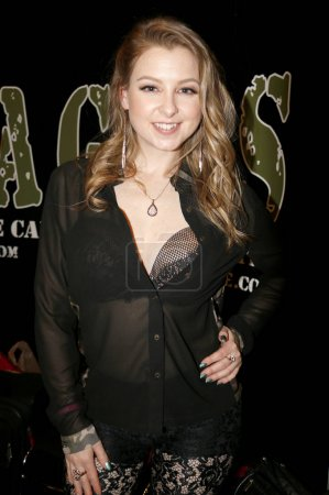 adult film actress Sunny Lane