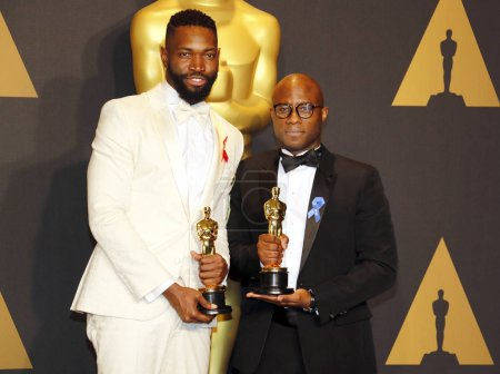 Tarell Alvin McCraney and Barry