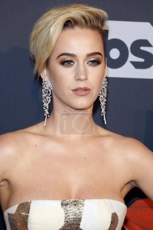 singer Katy Perry