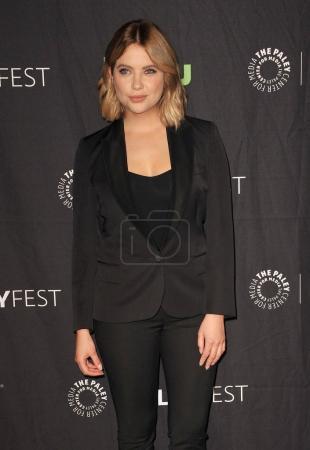 actress Ashley Benson