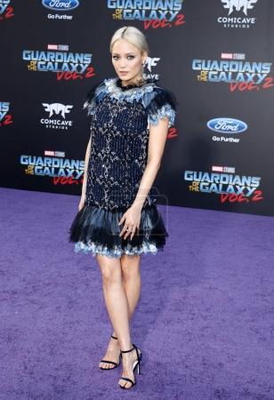 actress Pom Klementieff