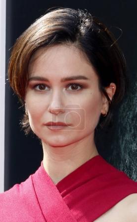 actress Katherine Waterston