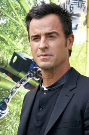 actor Justin Theroux at the