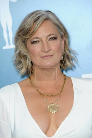 Photo for Zoe Bell at the 26th Annual Screen Actors Guild Awards held at the Shrine Auditorium in Los Angeles, USA on January 19, 2020. - Royalty Free Image