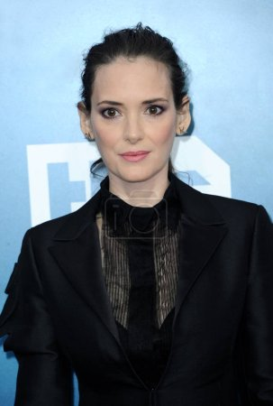 Photo for Winona Ryder at the 26th Annual Screen Actors Guild Awards held at the Shrine Auditorium in Los Angeles, USA on January 19, 2020. - Royalty Free Image