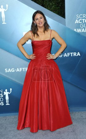 Photo for Jennifer Garner at the 26th Annual Screen Actors Guild Awards held at the Shrine Auditorium in Los Angeles, USA on January 19, 2020. - Royalty Free Image