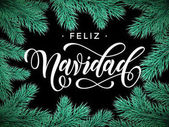 Feliz Navidad španělské veselé vánoční text přání