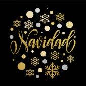 Vánoce ve španělštině Navidad textu blahopřání