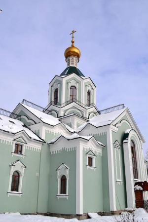 The Church of St. Tikhon (Togliatti)
