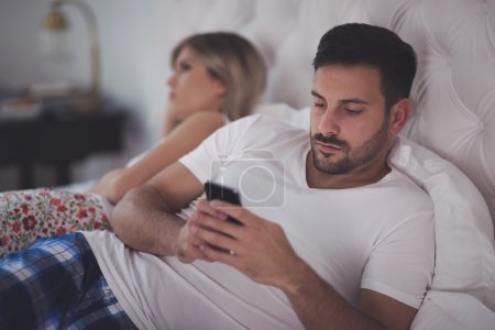 Smartphone obsession causing problems