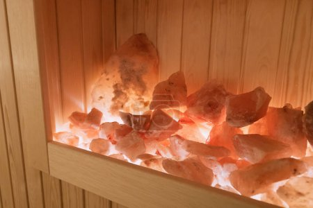 Salt stones beneficial