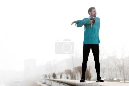 Running and jogging outdoor are great fitness exercises for staying healthy