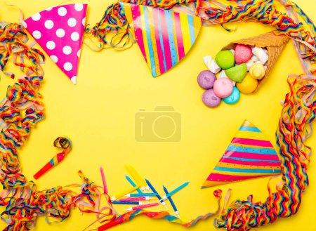 set for celebrating Birthday