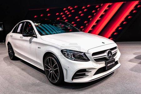 Bangkok, Thailand - March 9, 2020 : The  Mercedes ...