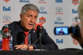 Canada Soccer Men's National Team Head Coach Octavio Zambrano