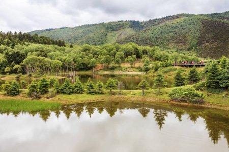 Shangri-La Yunnan scenery