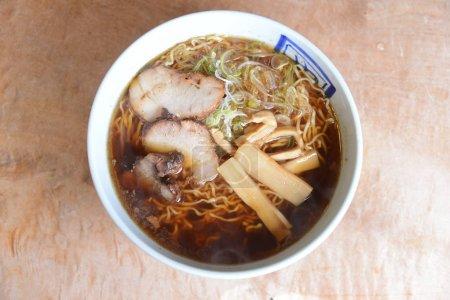 Food Alpine ramen yayoi