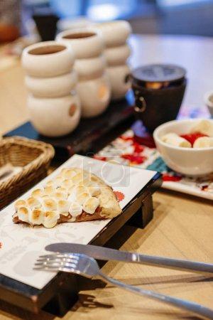 japanese desserts on table