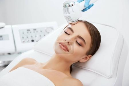 dermatologic procedures with SPA hammer