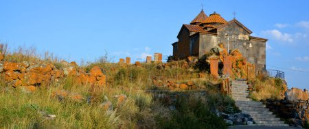Akhtala Monastery UNESCO Site in Armenia...