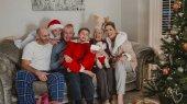 Three Generation Christmas Selfie