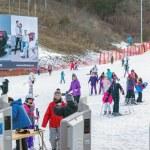 Постер, плакат: Vivaldi Park Ski Resort