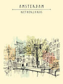 Amsterdam city tourist card, Holland,