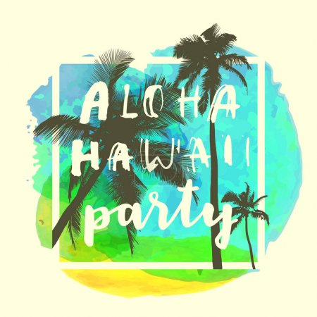 Aloha Hawaii Party