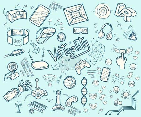 virtual reality and innovative technologies