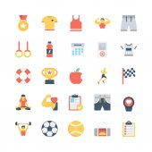 Fitness Vector Icons 4