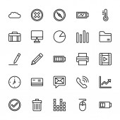 A collection of Web Mobile Ui Vector Icons that you can easily integrate in your design and the cool thing is that there are so many of them you will definitely find something you need in here