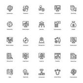 Here is a useful Business and Finance Vector Icons pack Hope you can find a great use for them in finance money banking and statistics visuals