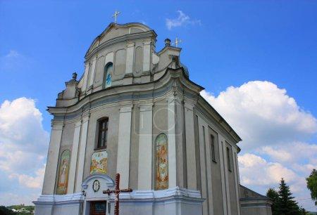 Church of the Assumption in Zbarazh, Ukraine
