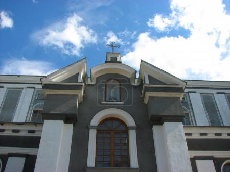 Seminar church of St. John of Dukla in Zhitomir, Ukraine