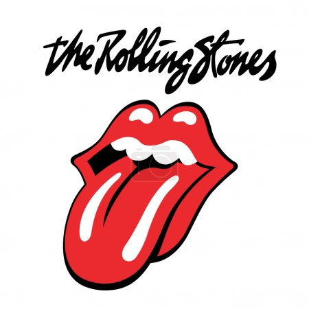 The Rolling Stones logo