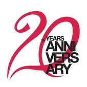 20th anniversary emblem