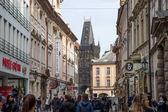 The Powder Towr in Prague
