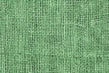 High Resolution Kelly Green Burlap Canvas Coarse Grain Grunge Background Texture