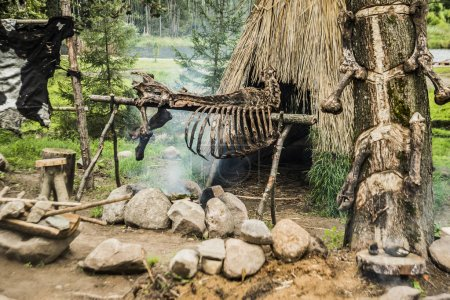 Cooking in Stone Age