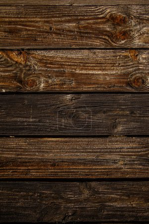 brown old aged wooden planks  background.