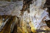 Inside Paradise Cave (Thien Duong Cave), Ke Bang National Park, Vietnam