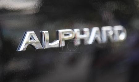 logo of Toyota Alphard executive lounge