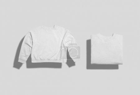 Sweatshirt mockup set