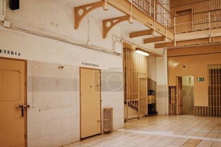 Prison with a high security